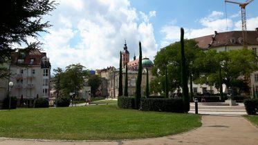 Baden-Baden wurde nicht zerstört